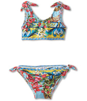 Dolce & Gabbana - Wheel Print Bikini (Infant)