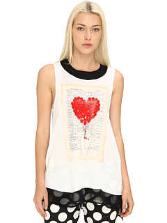 images LOVE Moschino Graphic Tank