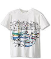 Dolce & Gabbana - Boats T-Shirt (Big Kids)