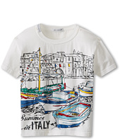 Dolce & Gabbana - Boats T-Shirt (Toddler/Little Kids)