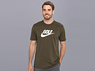 Nike Golf Sport S/S Verbiage Tee