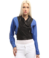 Vivienne Westwood Anglomania - Leather Pier Point Jacket