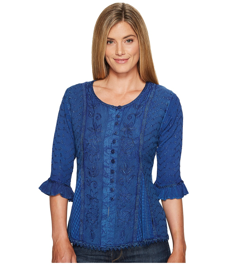 Scully - Honey Creek Cherie Blouse