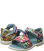 Dolce & Gabbana - Twill Scarf Print Sandal (Toddler)