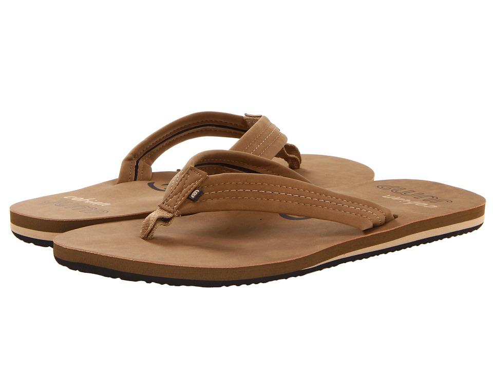 Cobian - Las Olas (Tan) Men's Sandals