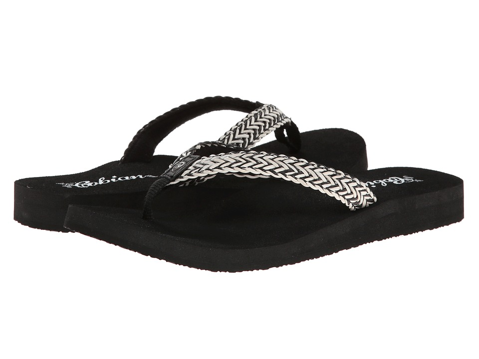 Cobian Lalati Black Womens Sandals