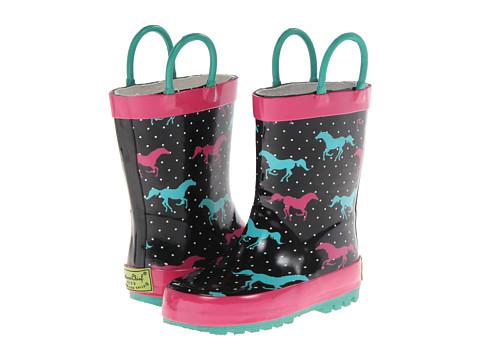 Western Chief Kids Horse Sprint Rainboot (Toddler/Little Kid/Big Kid)