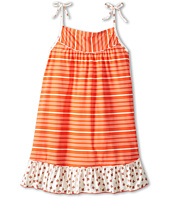 Little Marc Jacobs - Ruffle Hem Cover Up Dress (Toddler/Little Kids/Big Kids)