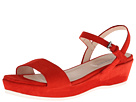 Aquatalia by Marvin K. - Bea (Red Suede) - Footwear