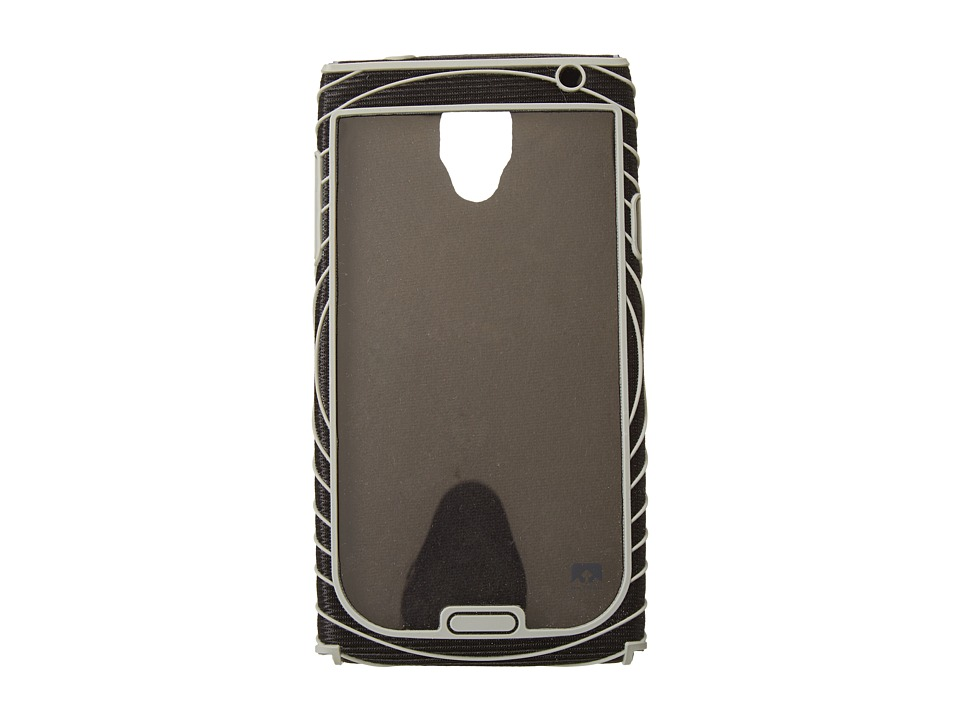 Nathan Sonic Grip Samsung GS4 Black/Silver Athletic Sports Equipment