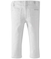 7 For All Mankind Kids - Girls' The Skinny Jean in Clean White (Big Kids)