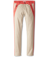 7 For All Mankind Kids - The Skinny Jean in Sand Stone (Big Kids)