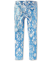 7 For All Mankind Kids - The Skinny Jean in Ethnic Geo Blue (Big Kids)