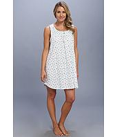 Carole Hochman - Island of Bouquets Short Sleeveless Nightgown