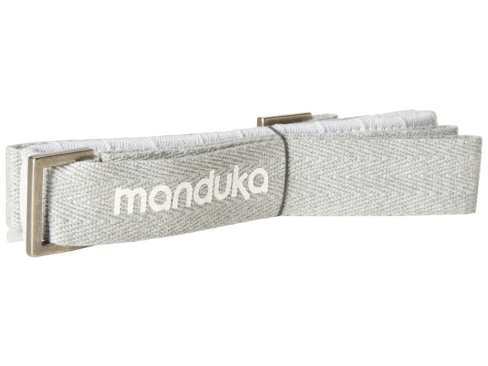 Manduka Commuter Heather Grey/Bliss Athletic Sports Equipment