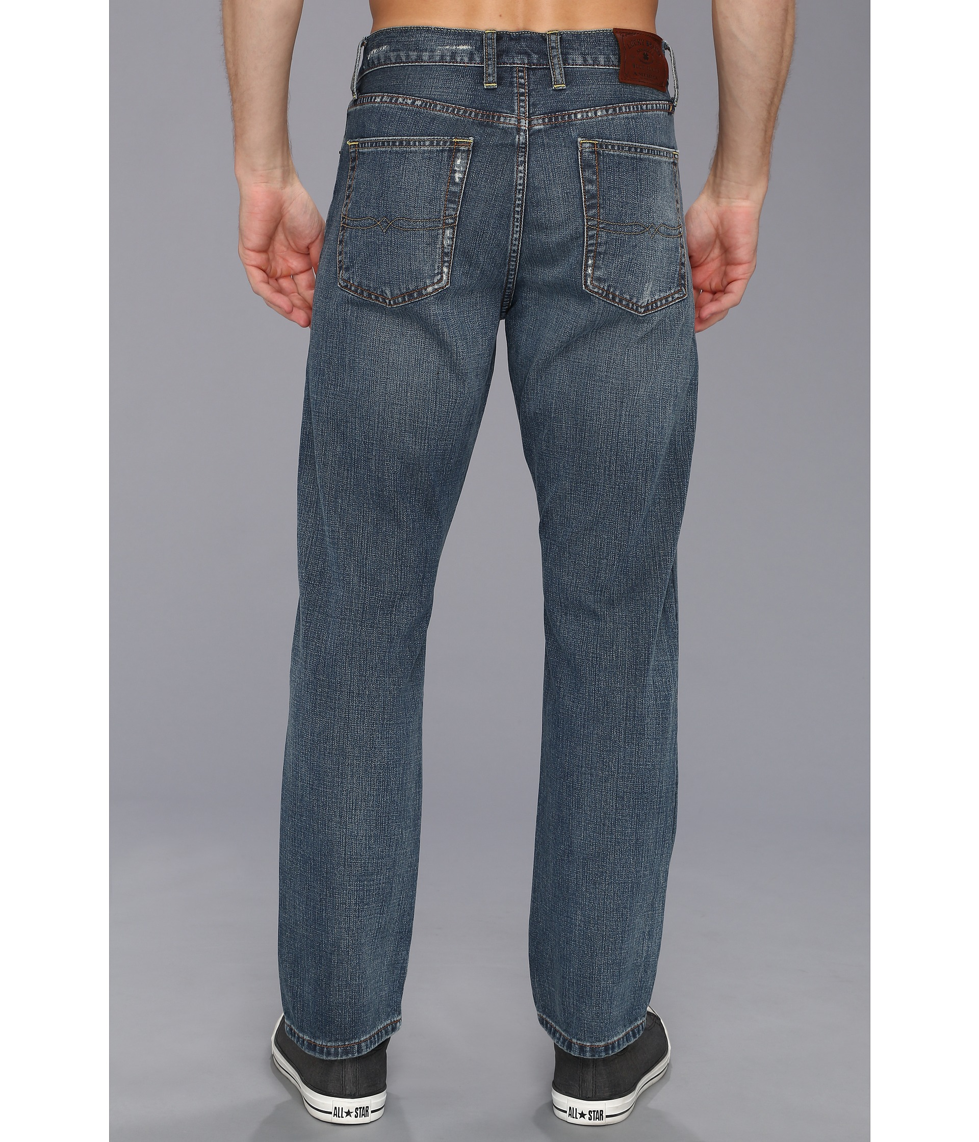 Lucky Brand 329 Classic Straight In Carlsbad S Carlsbad