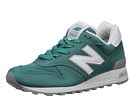 New Balance Classics M1300 Teal, White Shoes