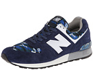 New Balance Classics ML576 Camo Pack Navy Shoes