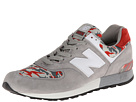 New Balance Classics ML576 Camo Pack Grey Shoes