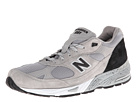 New Balance Classics M991 Made in USA Grey, Black Shoes