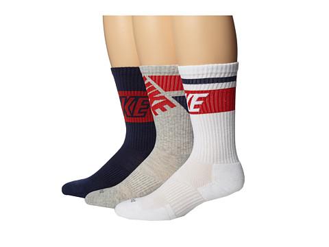 Nike Dri-FIT Crew Sock 3-Pair Pack