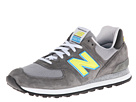 New Balance Classics US574 Made in USA Castle Rock Shoes