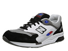 New Balance Classics CM1600 Black, White Shoes