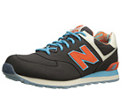 New Balance Classics ML574 Island Pack Black Shoes