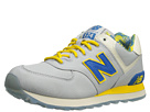 New Balance Classics ML574 Island Pack Grey Shoes