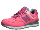 New Balance Classics WL574 Island Pack Pink Shoes