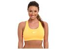 Nike Pro Victory Compression Sports Bra (Atomic Mango/White)