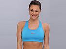 Nike Pro Victory Compression Sports Bra (Vivid Blue/Geranium) Women's Bra