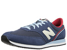 New Balance Classics CM620 Stadium Jacket Blue Shoes