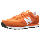 New Balance Classics ML501 Orange Shoes
