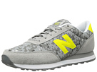 New Balance Classics ML501 Camo Pack Grey, Yellow Shoes
