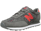 New Balance Classics ML501 Camo Pack Grey, Red Shoes