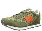 New Balance Classics ML501 Camo Pack Green Shoes