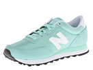 New Balance Classics WL501 Mint Shoes