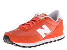 New Balance Classics WL501 Orange, White Shoes