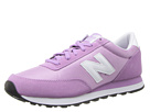 New Balance Classics WL501 New Purple Shoes