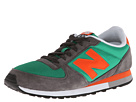 New Balance Classics U430 Green Shoes