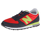 New Balance Classics U430 Navy, Red2 Shoes