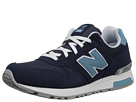 New Balance Classics ML565 Blue Shoes