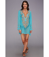 Ella Moss  Belle Floral Cover Up Tunic  image