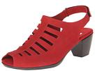 Munro American - Abby (Red Nubuck) - Footwear