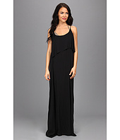 Vix - Solid Grace Long Dress Cover Up