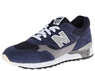 New Balance Classics CM496 Navy, Grey Shoes