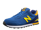 New Balance Classics ML515 Blue, Orange Shoes