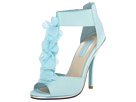 Blue by Betsey Johnson - Bloom (Blue Satin) - Footwear