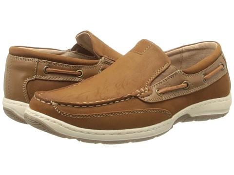 Nunn Bush Outboard Moc Toe Slip-On Boat Shoe